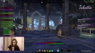 Tabatta_eso - Back to vHoF Sorc healing ! Join in for a chat
