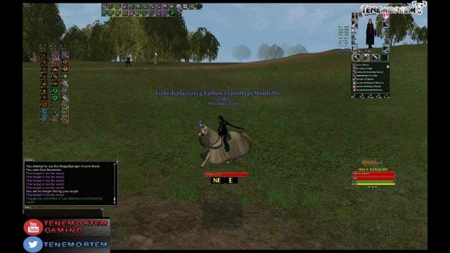 Dark Age of Camelot Valewalker VS Paladin 1v1 DAoC