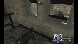 Sniper Elite V2 Gigglefest with Tasara22 and friends