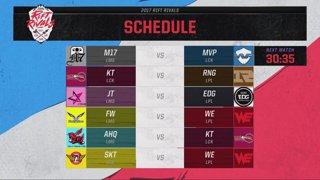 Rift Rivals: LCK vs. LPL vs. LMS - Day 2