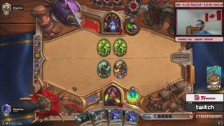 Mill Rogue vs Hunter