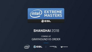 CS:GO - Greyhound vs. ORDER [Overpass] Map 2 - Closed Qualifiers - IEM Shanghai 2018