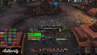 Raid Kill: <Authority> Mythic Jadefire - Prot Warr POV