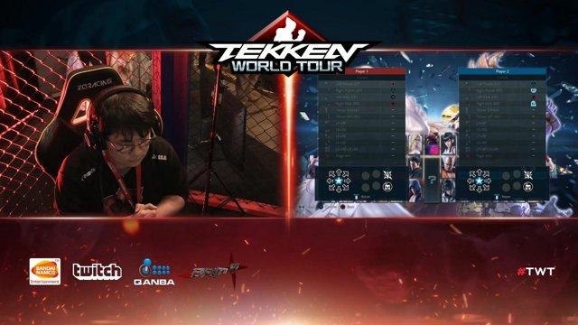 Tekken 7: Nightmare | Gura vs. Yamasa | Nobi - Battle Arena Melbourne - Top 8