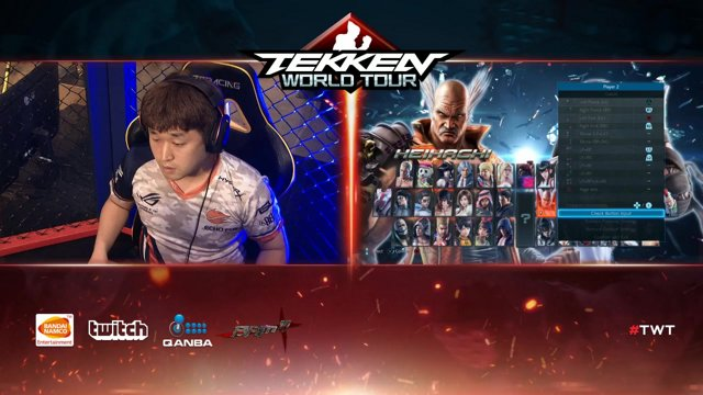 Tekken 7: ROX | Knee vs. EchoFox | Saint - Battle Arena Melbourne - Winners Finals