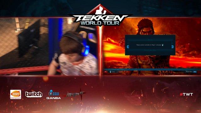 Tekken 7: UYU | Jeondding vs. EchoFox | Saint - Battle Arena Melbourne - Losers Finals