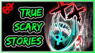 BeBusta - Scary True Stories Told In The Rain - Thunderstorm Video