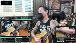 Matt Heafy (Trivium) - Sabaton - To Hell And Back I Acoustic Cover