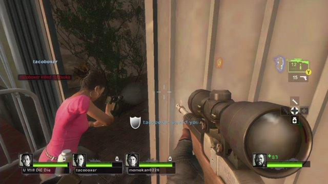 Left 4 Dead 2 Confogl Live ( 253 ) - 2/2 Xbox 360