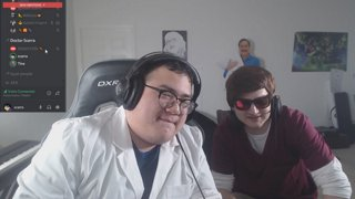 Doctor scarra after LCS ft. fedmyster
