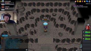 Pokeone: Starter-less Nuzlocke run with Quigman - Brock Gym Battle