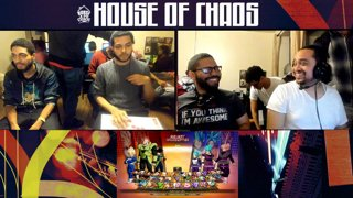 Highlight: TSL 9 at the HOC - We live with The Savage Land 9. Please share the stream. We're located in the Bronx, NY by the 2, 5 and 6 trains.