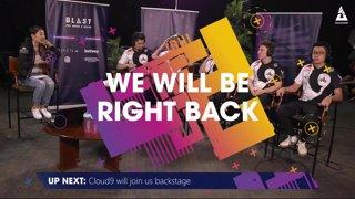 Cloud 9 | BLAST Backstage - BLAST Pro Series Miami