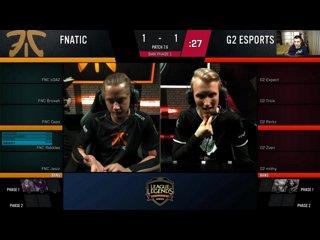 видео: Анализ G2-FNC Game 3