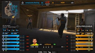 [PT-BR] MIBR vs. compLexity | ESL Pro League 2019 | Dia 13 - [Mapa 2 - OVERPASS]