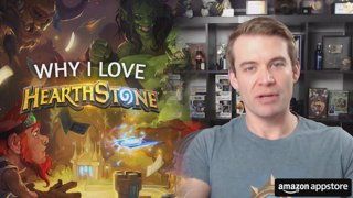 Why I Love Hearthstone