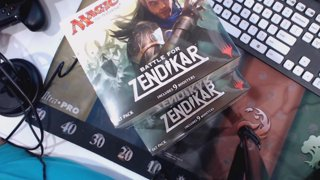 Cracking 2 FAT PACKS of Battle for Zendikar!