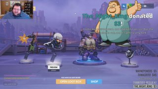 From Twitch - Opening 50 Overwatch Loot Boxes!