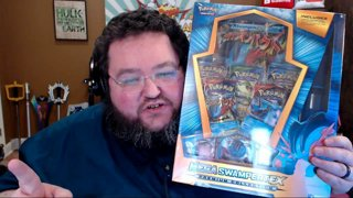 Mega Swampert EX Box!