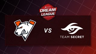 Virtus Pro vs Team Secret - Game 3 - Playoffs - CORSAIR DreamLeague S11 - The Stockholm Major