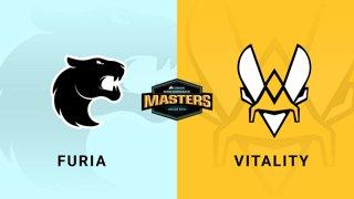 Furia vs Vitality - Nuke - Quarter-Final #1 - CORSAIR DreamHack Masters Dallas 2019