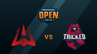 Avangar vs Tricked Esport - Train - Group A - DreamHack Open Summer 2019