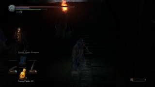 Dark Souls 3 - Addy vs. Aldrich, Devourer of Gods (NG+)