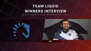 Winners Interview - J.Storm vs Team Liquid - CORSAIR DreamLeague S11 - The Stockholm Major