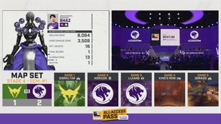 Stage 4 Demi-Finales | Los Angeles Valiant vs. Los Angeles Gladiators