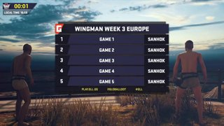RERUNt: GLL Wingman Series V - Week 3 - EU