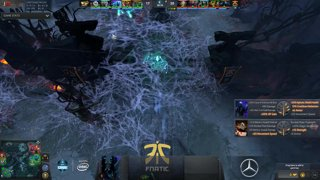 Fnatic vs 496 Game 2 Part 3 - ESL One Katowice SEA Qualifiers