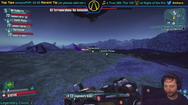 Borderlands 2 | This Is NOT How To Motorcycle