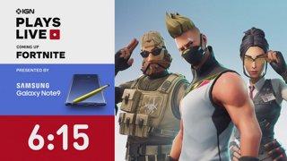 Fortnite: Getaway Mode Gameplay Impressions - IGN Plays Live