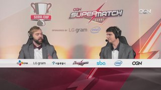 [ENG] Seoul Cup OGN SuperMatch - Day.1 / Starcraft: Remastered