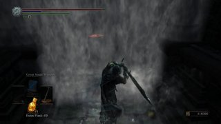 Dark Souls 3 - Addy vs. Yhorm the Giant (NG+)