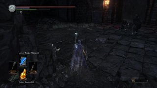Dark Souls 3 - Addy vs. Champion Gundyr (NG+)