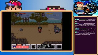 super chronquest game #19 mystical ninja stream #4