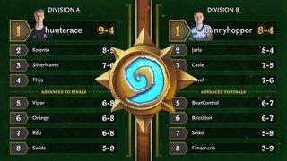 Casie vs Fenomeno - Hearthstone Grandmasters Europe S2 2019 - Week 7