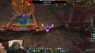 Highlight: Rank 1 3v3. RPS with Nessper and Phan's Shadowpriest