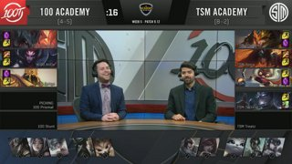 Week 5 Day 2 | LCS Academy Summer Split (2019)