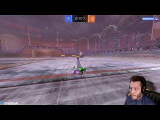 видео: Another day on rocket league :/