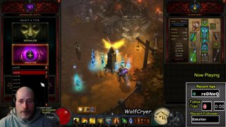 Wolfcryer - Diablo 3 solo Monk Speed Leveling Caldessan's
