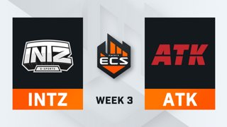 INTZ vs ATK - Map 2 - Cache (ECS Season 7 - Week 3 - DAY1)