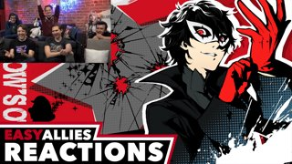 Super Smash Bros. Ultimate Joker and ver 3.0 Details - Easy Allies Reactions