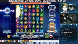 🎰 DEGEN CASINO SLOTS  🎰 - New Casinos !newcasinos - Write !nosticky1 & 2 in chat for the best casino bonuses!