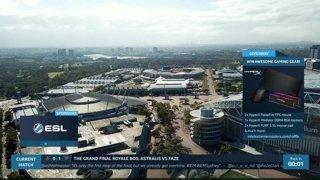 CS:GO - Astralis vs. FaZe [Overpass] Map 2 - GRAND FINAL - IEM Sydney 2018