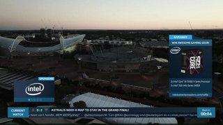 CS:GO - Astralis vs. FaZe [Train] Map 3 - GRAND FINAL - IEM Sydney 2018