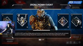 IRON CROWN EVENT SOLOS