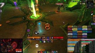 Antoran High Command Mythic Best Attempt