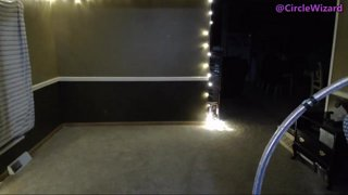 Boomerang - Miniature Tigers | single-hoop improv | Nov 20, 2018